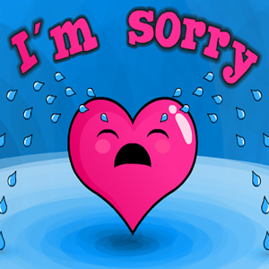 I am Sorry Message eCards